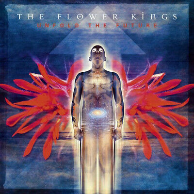 The Flower Kings : Unfold the Future VINYL (2017) ***NEW***