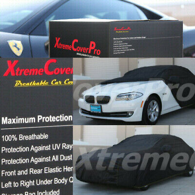 2004 2005 2006 2006 2007 BMW 525 530 545 550 Breathable Car Cover w/MirrorPocket