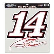 Tony Stewart Decals