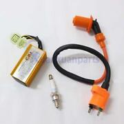 GY6 Spark Plug