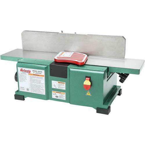 """G0725 6"""" x 28"""" Benchtop Jointer"""
