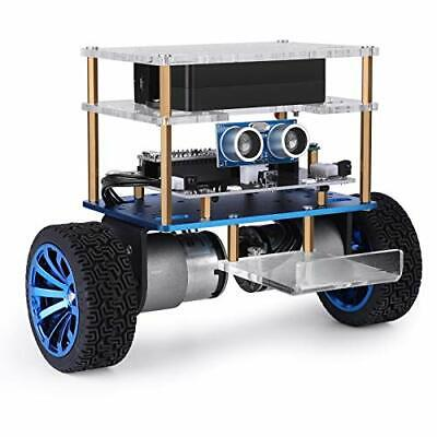 Elegoo Tumbller Self-balancing Robot Car Kit Compatible With Arduino Stem Kit...