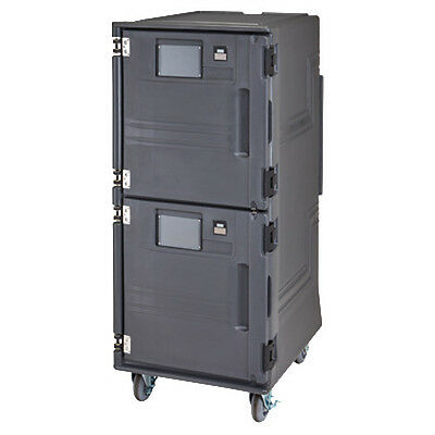 Cambro PCUPC615 Electric Pro Cart Ultra Ambient/Cold Food Pan Carrier- 110 Volts