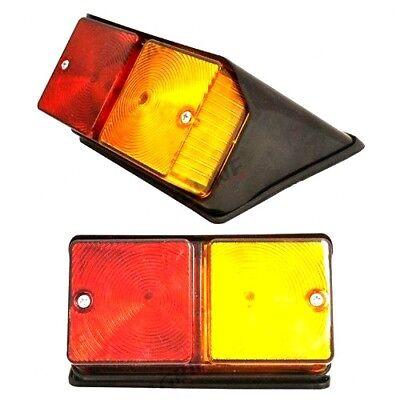 Rear Lights Fits Ford 3610 4610 5610 6410 6610 6810 7610 Tractors. Ap Lp Cab