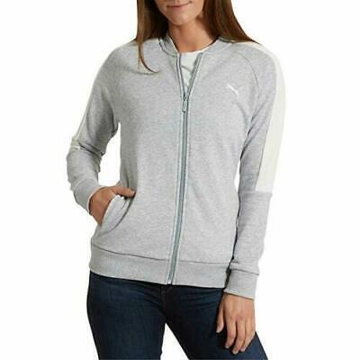 Puma Ladies Full zipper Track Jacket L NEW