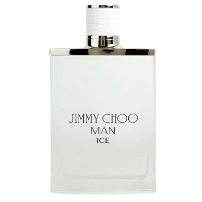 Jimmy Choo Man Ice by Jimmy Choo 3.3 / 3.4 oz EDT Cologne for Men - Man Mens Colognes