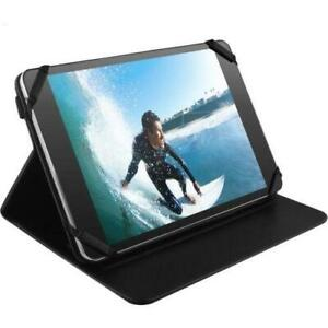 Ematic Carrying Case (Folio) for 8 iPad mini, iPad mini with Retina Display, Tablet - Leatherette, Suede - Texture