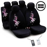 Daisy Car Seat Covers