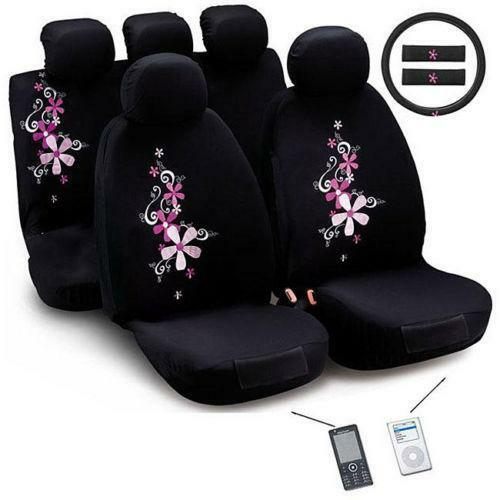 daisy car seat covers ebay. Black Bedroom Furniture Sets. Home Design Ideas