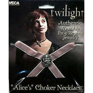 TWILIGHT-Alices-Choker-Necklace-Replica-NECA-NEW