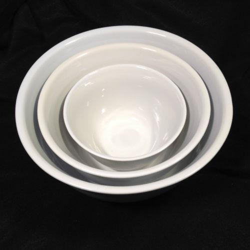 ceramic mixing bowls ebay. Black Bedroom Furniture Sets. Home Design Ideas