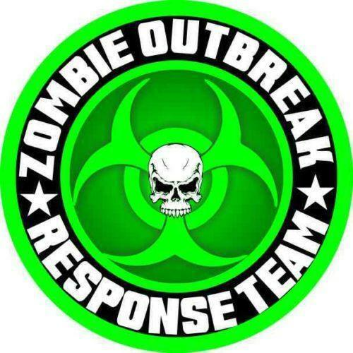 Zombie Decal Ebay