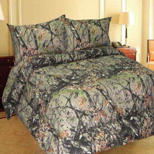 King Size Camo Comforter Set Ebay