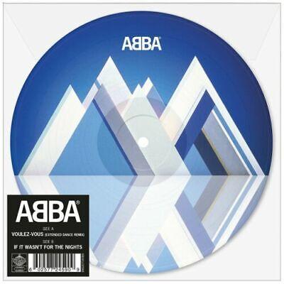 ABBA Voulez Vous (Extended Dance Remix) Single 7