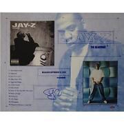Jay Z Autograph