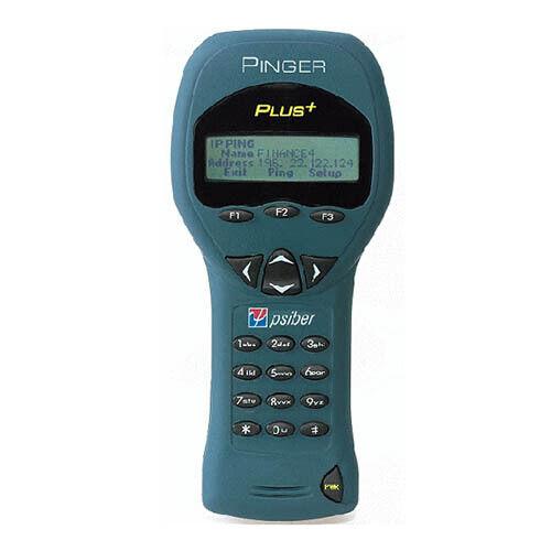 psiber PNG65 Pinger Plus+ Network IP Handheld Tester