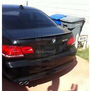 BMW E92 Spoiler Painted