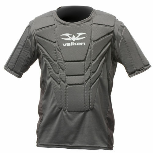 Valken Upper Body Pads Impact Paintball Padded Shirt Chest Size 2XL/3XL NEW