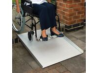 NEW 3 FT Roll-up mobility ramps