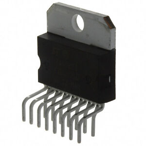 TDA7293V  STMICROELECTRONICS INTEGRATED CIRCUIT