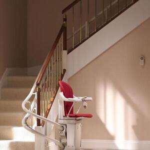 chaise escalier
