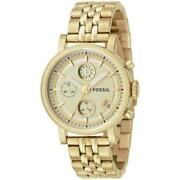 Womens Fossil Boyfriend Watch