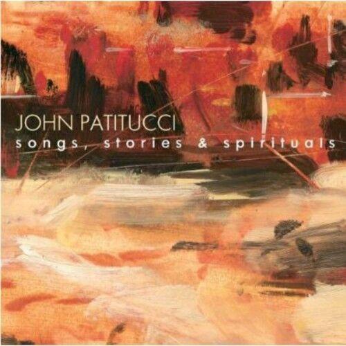 John Patitucci - Songs Stories & Spirituals [New CD]