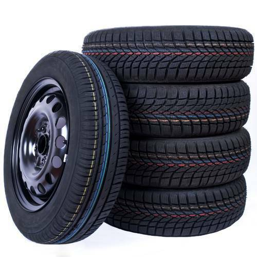 Winterrad SKODA Rapid NH 195/55 R15 85H Goodyear