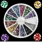 Nail Art Rhinestones 1mm