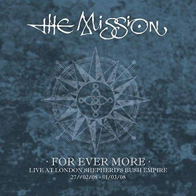 The Mission - For Ever More: Live At London Shepherd's Bush Empire (NEW 5CD)