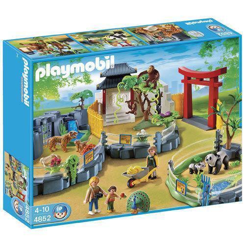 playmobil 123 zoo. Black Bedroom Furniture Sets. Home Design Ideas