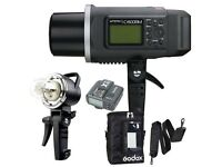 Godox AD600BM HSS Bowens Mount 600Ws GN87 High Speed Sync Outdoor Flash Strobe Light