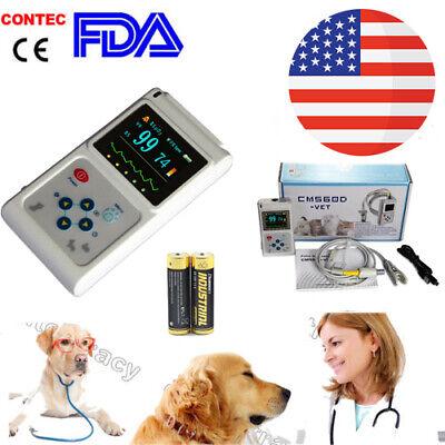 Veterinary Oximeterpet Health Monitor Vet Pulse Oxygen Saturationpulse Rateus