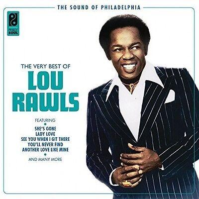 Lou Rawls - Lou Rawls: Very Best of [New CD] Holland - (Best Of Lou Rawls)