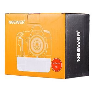 Brand New In Box NEEWER® Battery Grip for Canon 70D