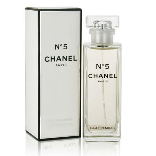 chanel no 5 eau premiere ebay. Black Bedroom Furniture Sets. Home Design Ideas
