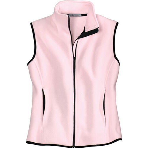 NEW! Port Authority Women's R-TEK Polyester Fleece Vest-LP79