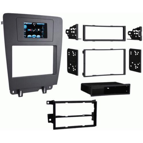 2010 mustang dash kit ebay. Black Bedroom Furniture Sets. Home Design Ideas