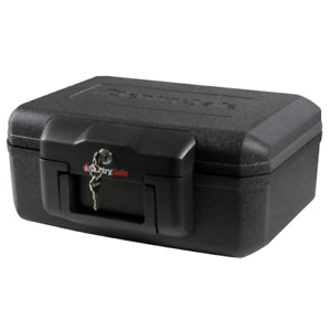 SENTRY SAFE - MODEL 1100 - PRIVACY LOCK - FIRE CHEST
