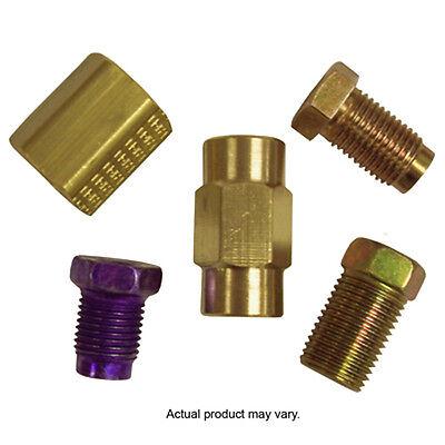 K Tool 04010 Brake Line Nut Metric 3/8-24 Bubble Flare- Qty 5 Bubble Flare Brake Line