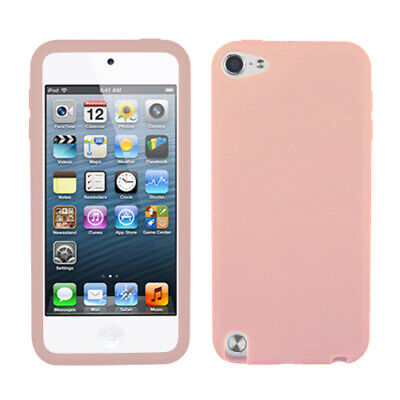 Used, For Apple iPod touch (5th generation) Solid Skin Case Cover (Pink) for sale  Chatsworth