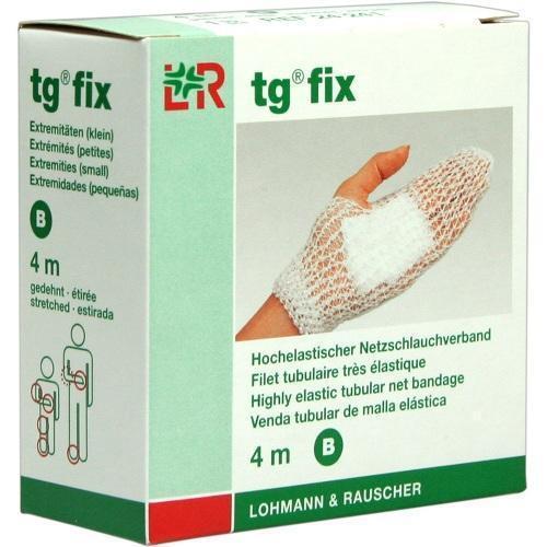 TG FIX Netzverband weiß 4m B 24241 1St Verband PZN 537289