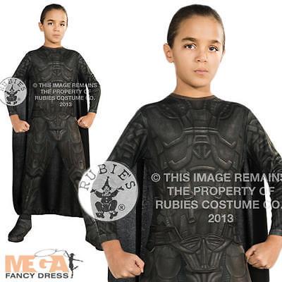 cy Dress Superman Villian Kids Halloween Costume Outfit  (General Zod Halloween-kostüm)