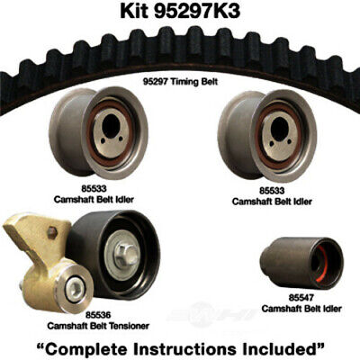 Engine Timing Belt Kit-w/o Water Pump Dayco 95297K3 fits 05-07 Audi A8 Quattro
