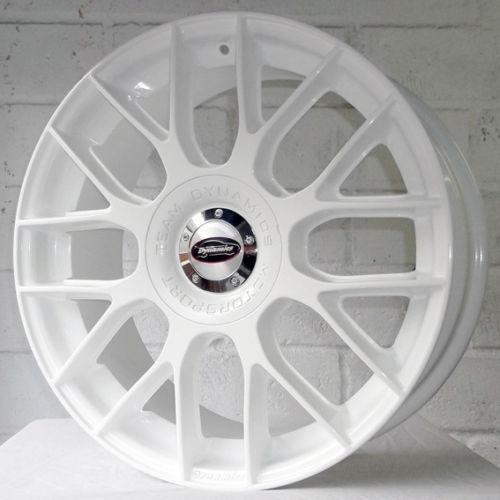 Ebay Co Uk Search: 17 White Alloy Wheels
