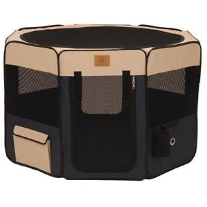 Soft Sided Play Pen - Small