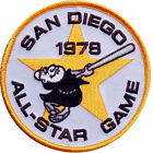 Unbranded All-Star Game Patch MLB Fan Apparel & Souvenirs