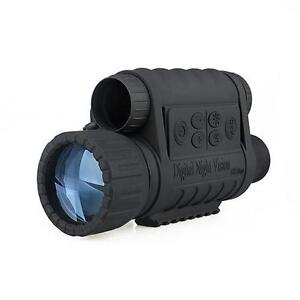 Infrared Night Vision