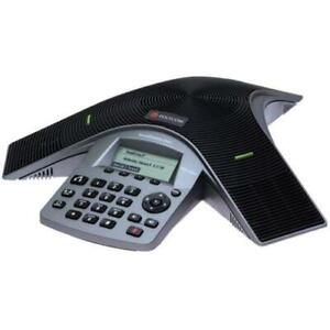 Polycom SoundStation Duo 2200-19000-001 IP Conference Station - 1 x Total Line - VoIP - Caller ID - 1 x Network (RJ-45)