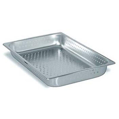 Steam Table Pan - Perforated Full Size 2-12h
